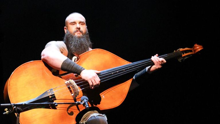 Braun Strowman continues to find inventive ways to brutalise his opponents
