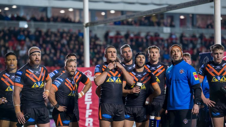 Barba stars in St Helens' season opener