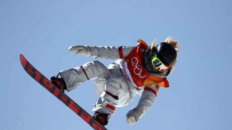 Kim qualified for Sochi 2014 at the age of 13 but was too young to compete