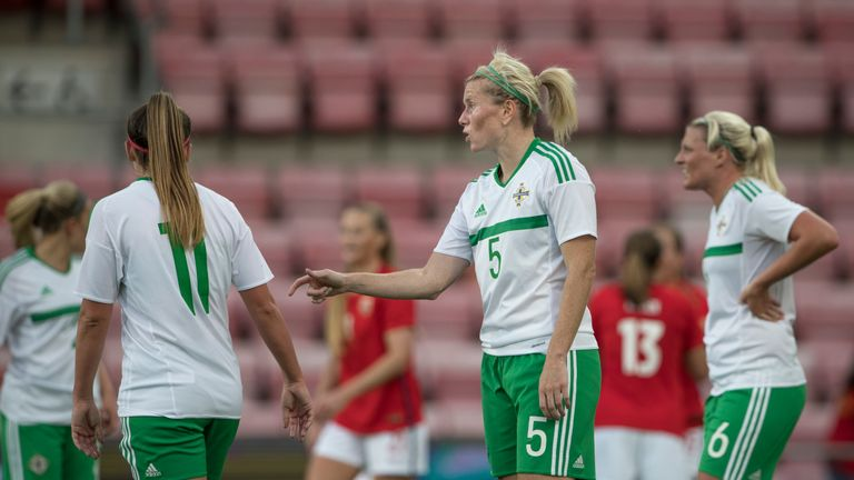 Northern Ireland women's players say the pay they receive from the IFA does not cover the expenses of playing
