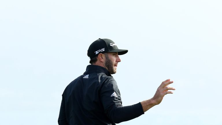 Dustin Johnson is defending champion in Los Angeles