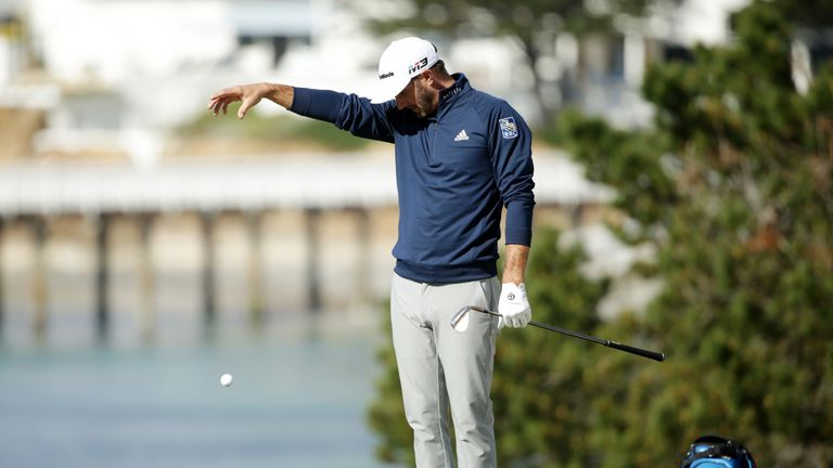 Johnson carded a level-par 72 to end the week in a share of second