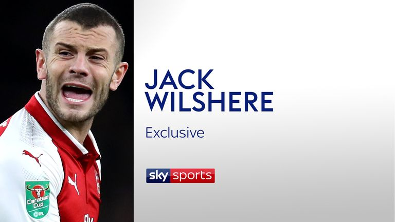 Jack Wilshere spoke exclusively to Sky Sports ahead of the Carabao Cup final