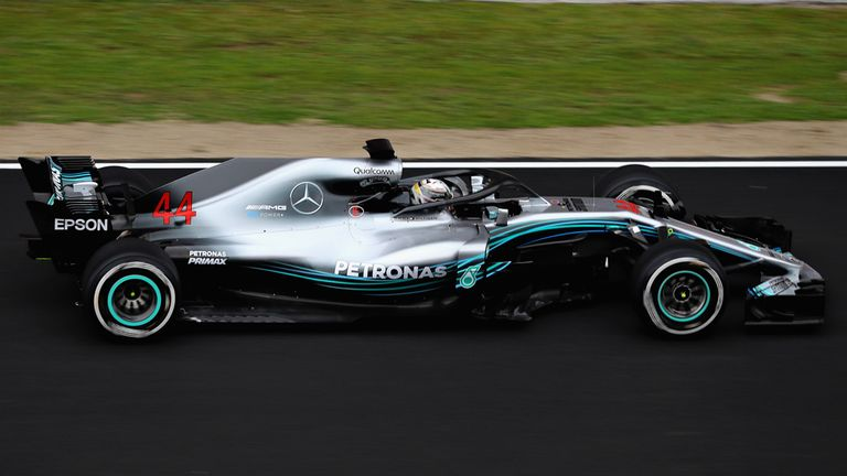 Mercedes Continue To Set The Standards When It Comes To F1 Testing And,  While Barcelonau0027s Unhelpful Weather Meant There Were Fewer Relentless  100 Plus Lap ...