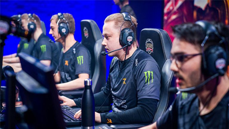 Rekkles is Fnatic's most iconic player. His first game in the Fnatic jersey was back in 2012, before the LCS even existed (credit: Riot Games)