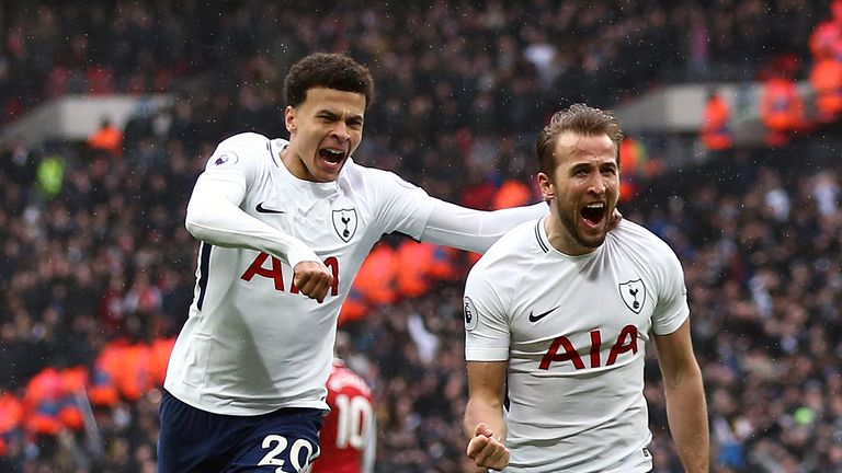 Tottenham look set to be top dogs in north London for quite a while.    Steve Bates Sunday People