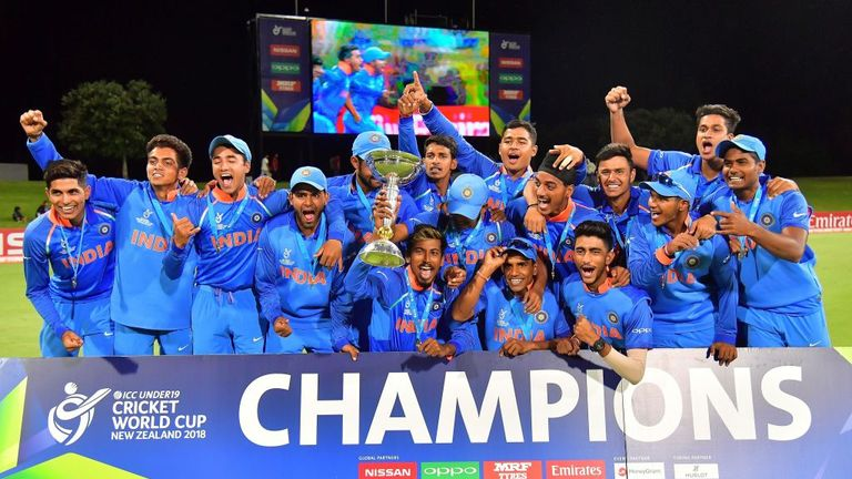 India clinch cricket U-19 World Cup title