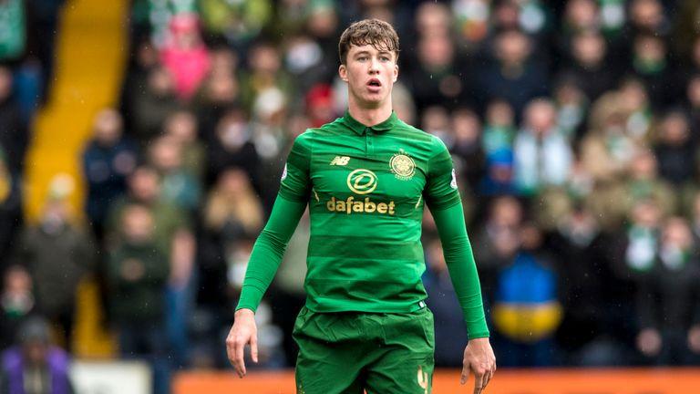 Celtic defender Jack Hendry may start against Zenit
