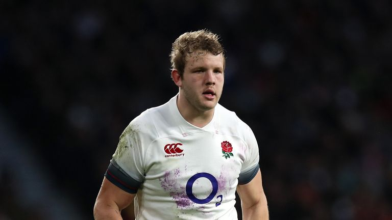 Joe Launchbury has emerged as a contender for England captaincy on their tour of South Africa