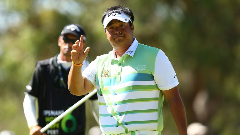 Thailand's Aphibarnrat wins World Super 6 match play