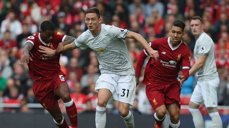 Liverpool v Manchester United is always one to look out for