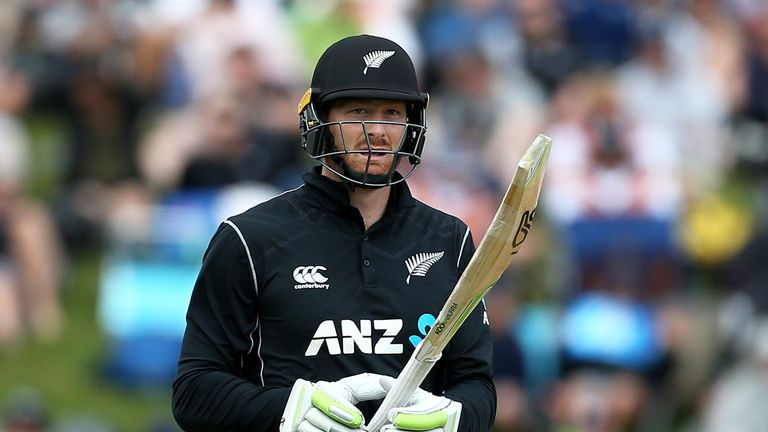 Martin Guptill hammers 102 off just 38 balls in T20 Blast