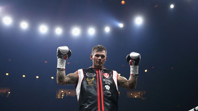 Martin Murray plans to retire if he loses to Billy Joe Saunders