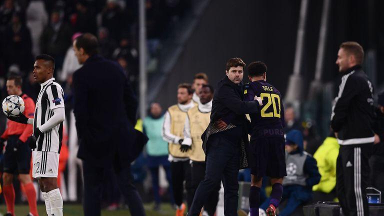 Pochettino hailed Tottenham's maturity in their 2-2 draw at Juventus