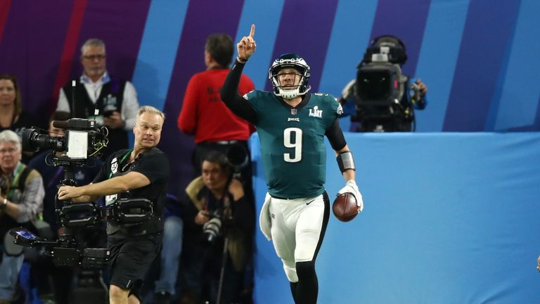 Nick Foles NFL Team Odds For 2019 - Free Sports Picks ...