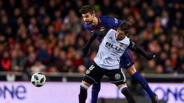 Getafe hold Barcelona at Nou Camp