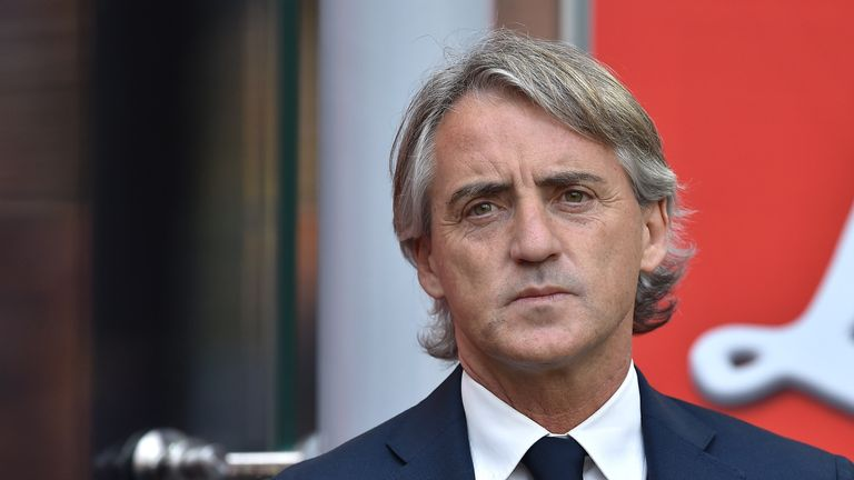 Italy appoint Mancini as national team coach