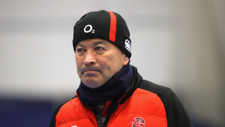 Eddie Jones has suggested he will make changes against Ireland