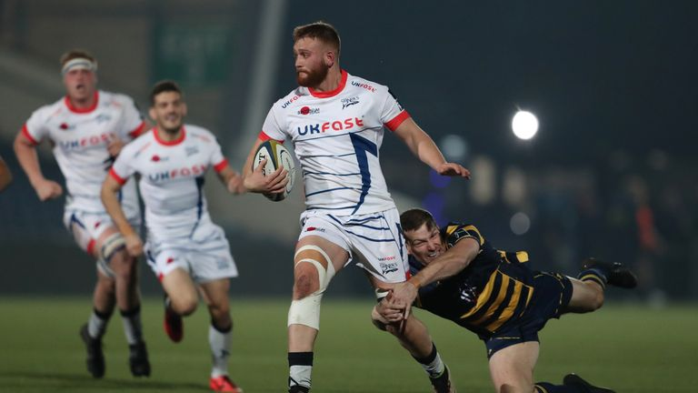 Sam Moore has represented England at underage level but also qualifies for Wales