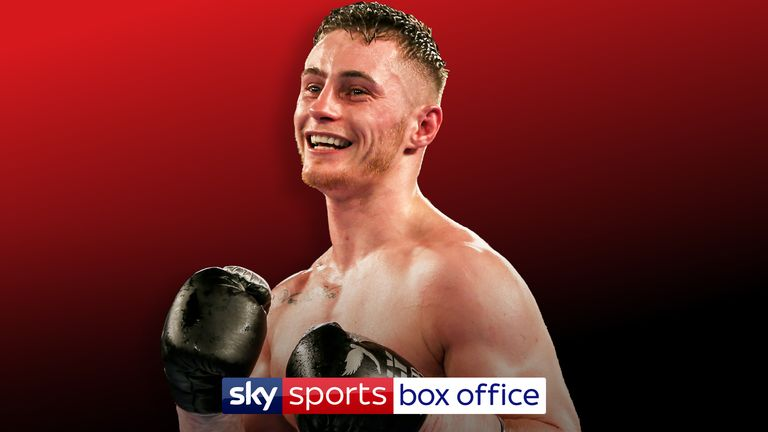 Ryan Burnett defends his WBA 'super' belt on the undercard for Anthony Joshua-Joseph Parker on March 31, live on Sky Sports Box Office