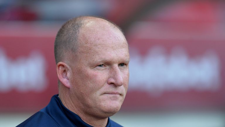 Simon Grayson has declined the chance to stay at Bradford