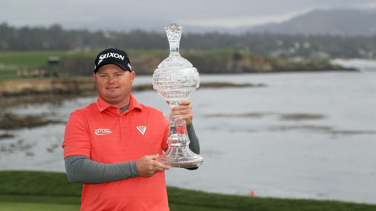 Potter Jr's victory was his first since the 2012 Greenbrier Classic