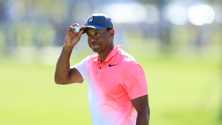 Woods is confident he can emulate the likes of Mickelson and win multiple titles in his 40s