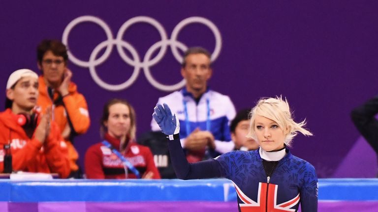 Elise Christie Renews Her Bid For A First Olympic Medal On Saturday