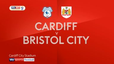 Cardiff 1-0 Bristol City