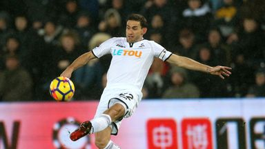 fifa live scores - Swansea captain Angel Rangel ruled out for six weeks