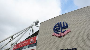 fifa live scores -                               Bolton players will be paid bonuses