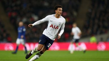 fifa live scores - Tottenham's Dele Alli says nobody wants to be 'labelled as a cheat' after diving accusations