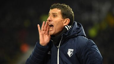 fifa live scores - Javi Gracia revels in 'unforgettable' night as Watford thump Chelsea