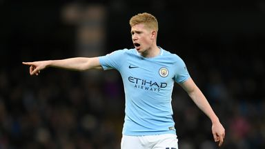 Kevin De Bruyne is a reported transfer target for Real Madrid, according to the Spanish press