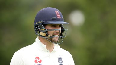 Liam Livingstone is hoping to make his England Test debut in New Zealand in March