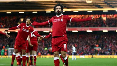 fifa live scores - Mohamed Salah impact at Liverpool hailed by Jamie Carragher