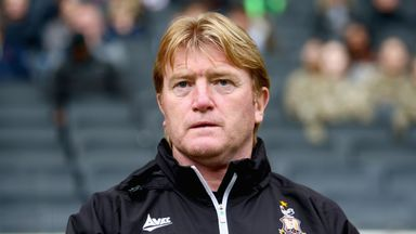 fifa live scores - Bradford sack manager Stuart McCall after six successive defeats