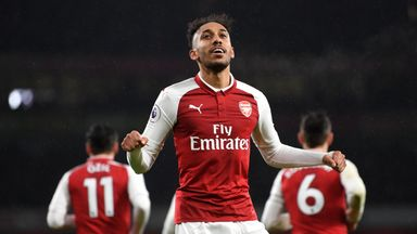 fifa live scores - WATCH: Pierre-Emerick Aubameyang scores on Arsenal debut