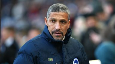 fifa live scores - Brighton boss Chris Hughton hails Glenn Murray contribution after win over Swansea