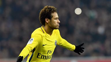 fifa live scores - Neymar scores superb free-kick as PSG see off Lille