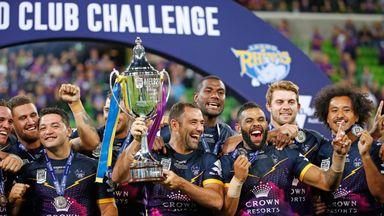 World Club Challenge champions Melbourne Storm are a truly unique club