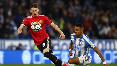 Jose Mourinho has heaped praise on young United midfielder Scott McTominay