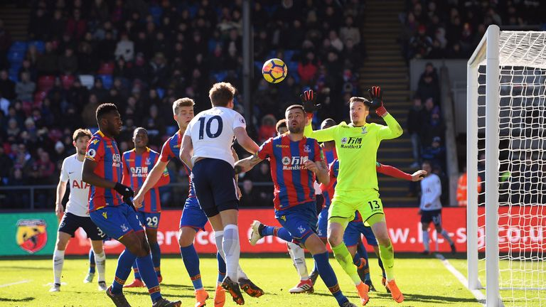 Things We Learned From Crystal Palace 0-1 Tottenham Hotspur