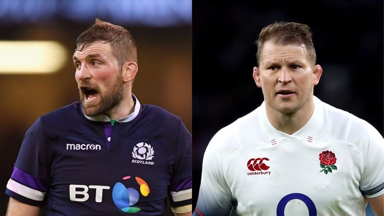Scotland and England will meet at Murrayfield for the Calcutta Cup on Saturday