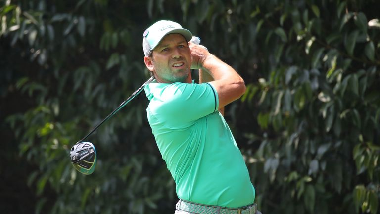 Garcia posted his best performance of the season at the WGC-Mexico Championship last week
