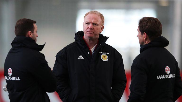 Scotland v Costa Rica: Charlie Mulgrew named team captain