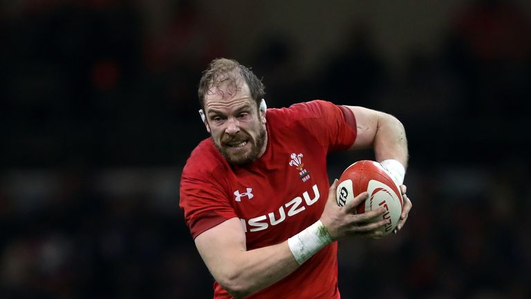 Alun Wyn Jones will sit out this summer's Wales tour