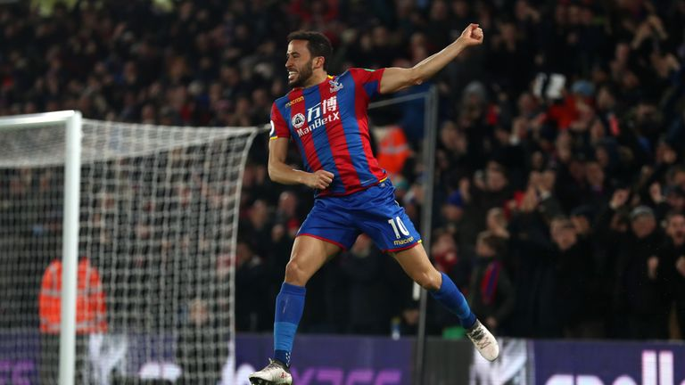 Rafa Benitez wants Andros Townsend back at the club