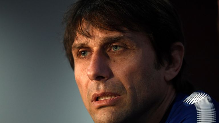 Gary Neville doesn't believe Antonio Conte will be at Chelsea next season