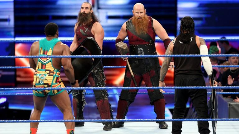 The Bludgeon Brothers' reign of terror continued on SmackDown